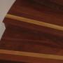 Custom Stair Inlay